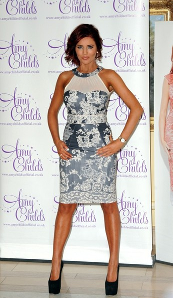 30th January 2013: Amy Childs launching her fourth Amy Childs?ï