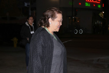 Amy Hill Celebrities Visit the ArcLight Theatre