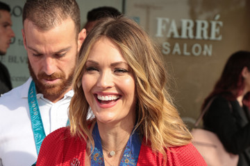 Amy Purdy Amy Purdy Arrives at Gold Meets Golden: The 5th Anniversary Refreshed by Coca-Cola, Globes Weekend Gets Sporty