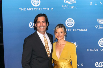 Amy Smart Carter Oosterhouse The Art Of Elysium's 12th Annual Celebration - Heaven