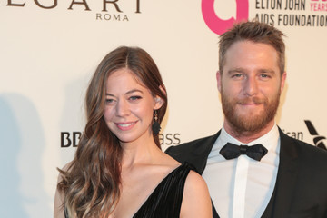 Analeigh Tipton 26th Annual Elton John AIDS Foundation's Academy Awards Viewing Party