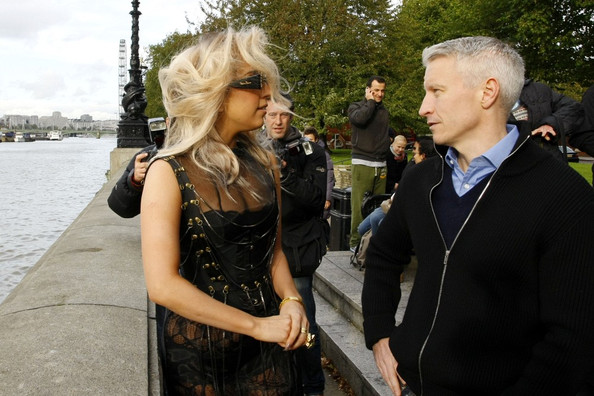 Lady Gaga Interviewed by Anderson Cooper []