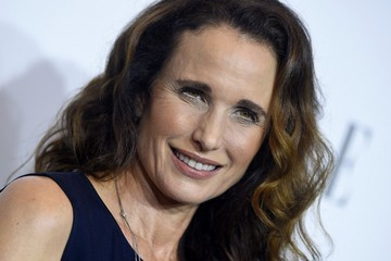 Andie MacDowell Stars at the ELLE Women in Hollywood