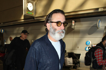 Andy Garcia Andy Garcia is Seen at LAX