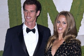 Andy Murray Kim Sears Arrivals at the Wimbledon Winners Ball