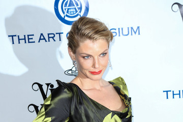Angela Lindvall Celebrities Attend Art of Elysium's 9th Annual Heaven Gala