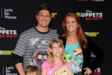Angie Everhart 'Muppets Most Wanted' Premieres in Hollywood