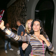 Angie Harmon Melanie Griffith and Angie Harmon Are Seen at Craig's Restaurant