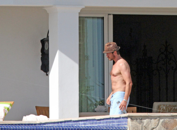 Jennifer Aniston Cabo San Lucas. Jennifer Aniston in Cabo San Lucas. In This Photo: David Arquette