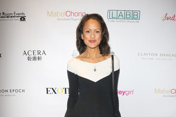 Anne-Marie Johnson Secret Room Golden Globe Awards Gifting Suite