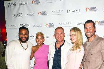 Anthony Anderson LaPalme Magazine Spring Issue Release Party