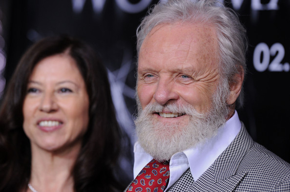 """Anthony Hopkins and Stella Arroyave Photos Photos - """"The ..."""