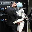 Antonio Banderas Dances with a Robot