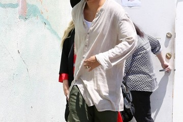 Ashlee Simpson Pregnant Ashlee Simpson Out and About