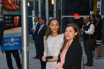 Ashley Madekwe Premiere of Focus Features' 'The Zookeeper's Wife'