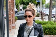 Ashley Tisdale Out Shopping