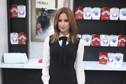 Ashley Tisdale Launch Event at Duo