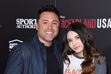 Atiana De La Hoya 'McFarland, USA' Premieres in Hollywood