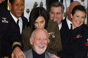 Catherine Bell and Donald P. Bellisario Photos Photo