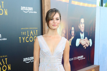 Bailey Noble Premiere Of Amazon Studios' 'The Last Tycoon'