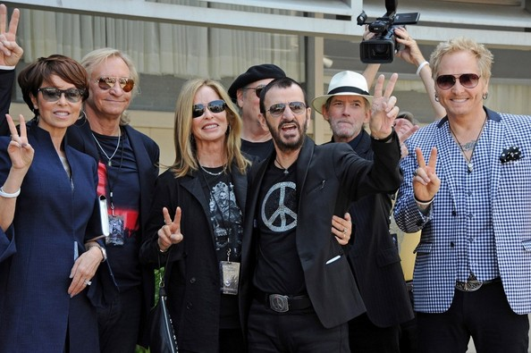 RingoStarr's Birthday Celebrated