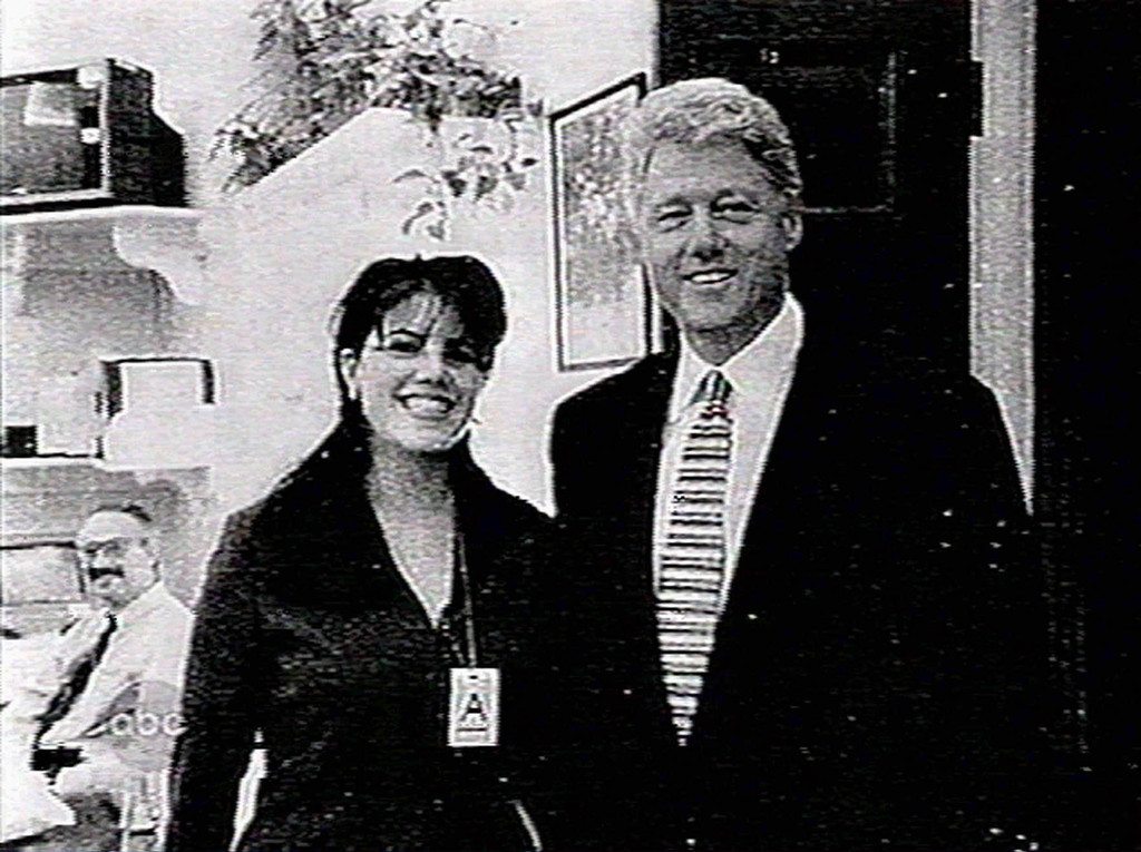 an analysis of the medias coverage of president clintons sex scandal with monica lewinsky The daily show (season-1) - series  counsel who investigated the monica lewinsky case and whitewater during  a good old fashioned washington dc sex scandal.
