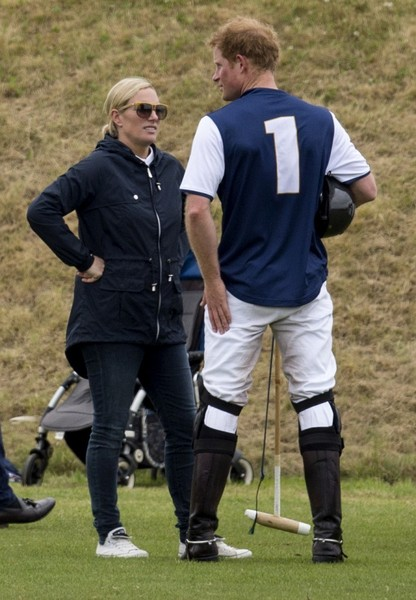 Beaufort Polo With The Royals