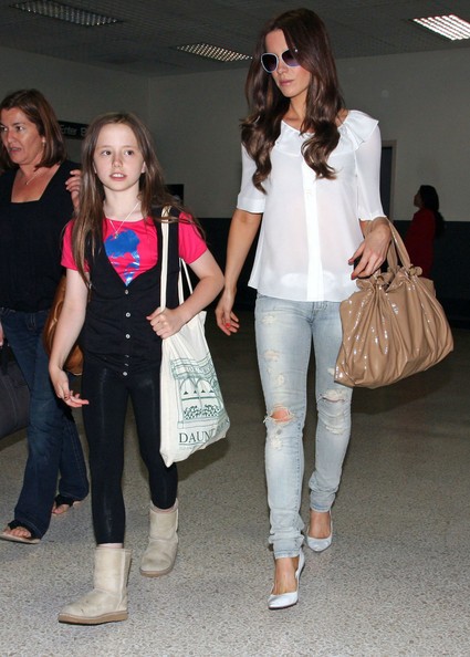 kate beckinsale and daughter