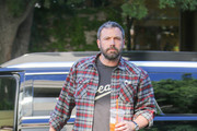 Ben Affleck Spotted In L.A.