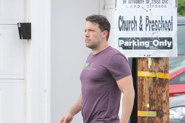 Ben Affleck Ben Affleck Runs Errands