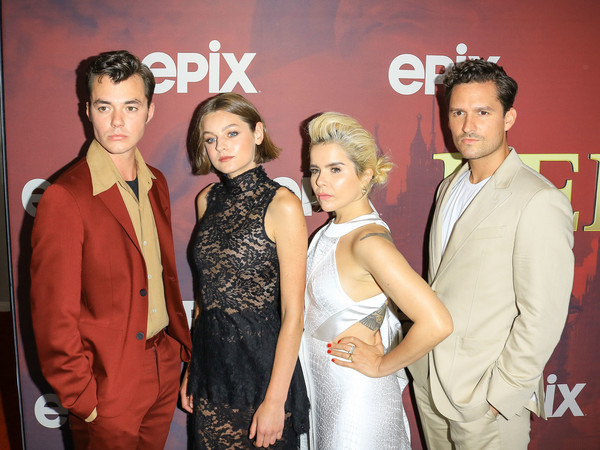 Los Angeles Premiere Of Epix's 'Pennyworth'