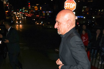 Ben Kingsley Ben Kingsley Attends As W Magazine Celebrates Its Best Performances Portfolio At Chateau Marmont