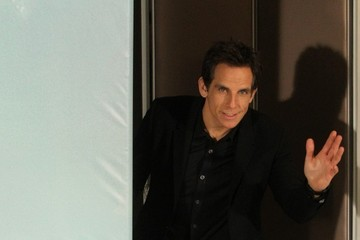 Ben Stiller 'The Secret Life of Walter Mitty' Photo Call