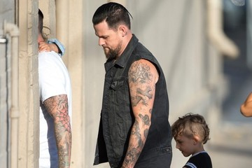 Benji Madden The Madden Brothers Head to 'Jimmy Kimmel Live!'