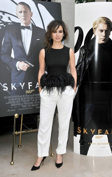 Berenice Marlohe - 'Skyfall' Photocall in Paris