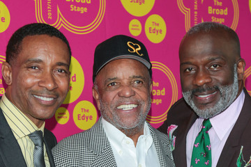Berry Gordy Charles Randolph-Wright Opening Night of 'Born for This'