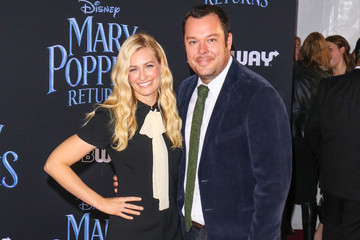 Beth Behrs Premiere Of Disney's 'Mary Poppins Returns'