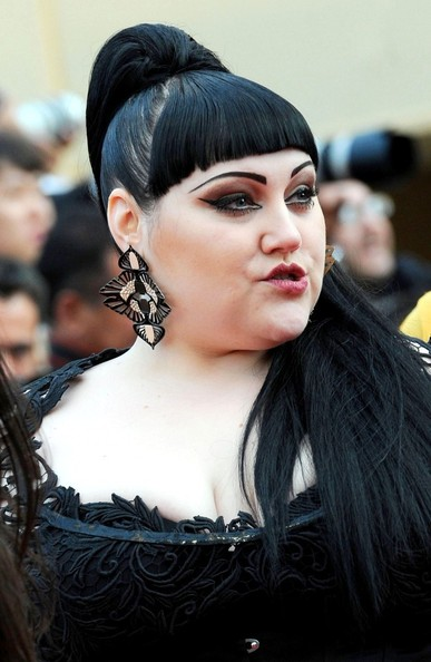 Beth Ditto - Beth Ditto Photos - 'Rust and Bone' Premieres ...