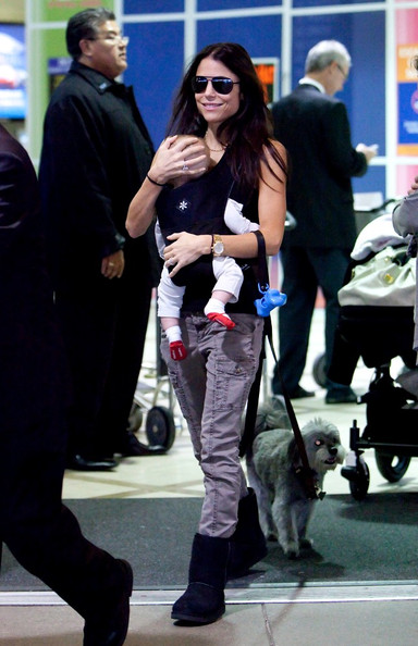 bethenny frankel baby bryn pictures. Bethenny Frankel arrives at
