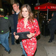 Betsy Brandt Betsy Brandt Is Seen Outside Largo Comedy Club In West Hollywood