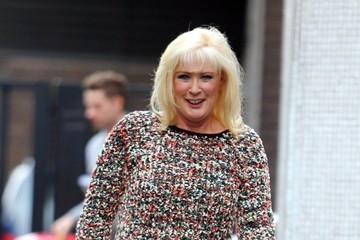 Beverley Callard Beverley Callard at the London Studios