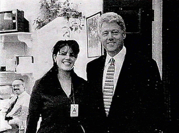 Bill Clinton - Barbara Walters Interviews Monica Lewinsky