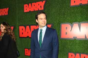 Bill Hader Premiere Of HBO's 'Barry'