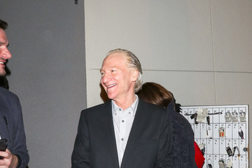 Bill Maher Bill Maher outside Craig's Restaurant in West Hollywood