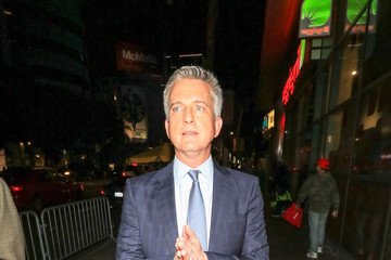 Bill Simmons  Bill Simmons Outside Andre The Giant Premiere After Party At Lure Nightclub
