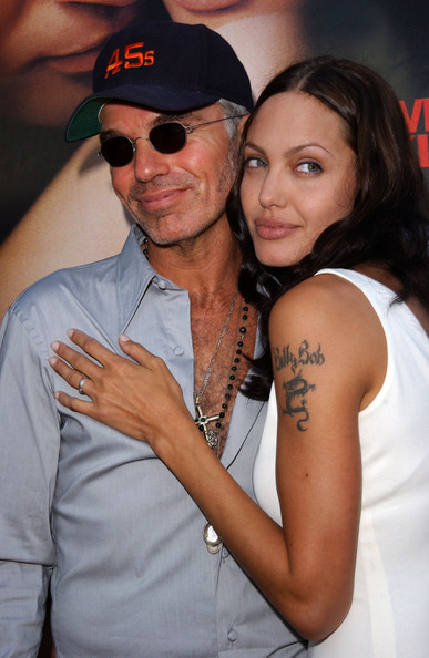 Wedding Engagement Rings In This Photo Angelina Jolie Billy Bob Thornton