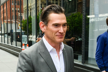 Billy Crudup 'Alien: Covenant' Cast Is Out and About in New York