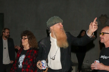 Billy Gibbons Billy Gibbons at 'Adaptation' at Maxfield Mall