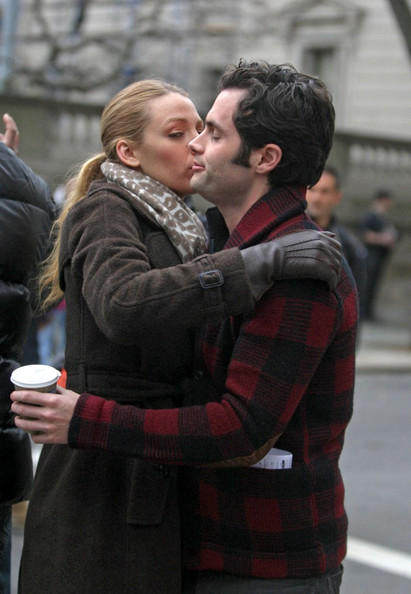 penn badgley and blake lively 2011. Blake Lively and Penn Badgley