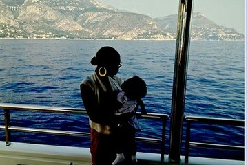 Blue Ivy Carter Beyonce Posts Baby Pics